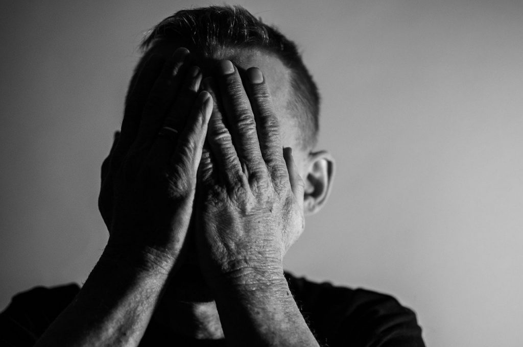 depression coeur brisé
